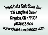 ideal data solutions, inc. 239 langfield street, kingston, ON , ontario k7P 3C7 canada